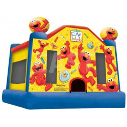 Elmo Bounce House