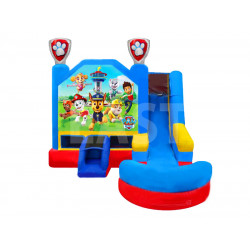 Paw Patrol Moon Bounces