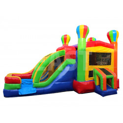 Girl Bounce House