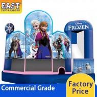 Inflatable Frozen 5 In 1 Combo