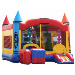 Backyard Bounce House