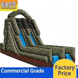 Military Monster Dry Slide