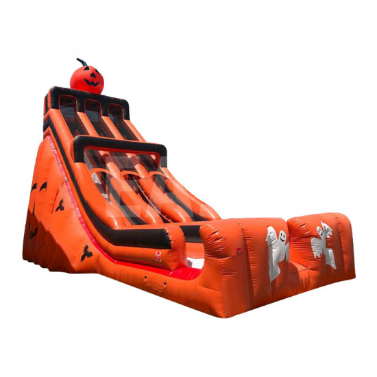 Halloween Inflatable Slide