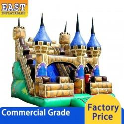 Bouncy Castle Inflatable Slide