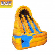 Curve Inflatable Water Slide