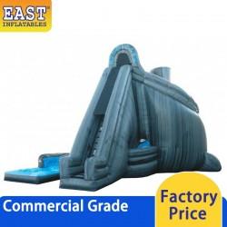 Hurricane Inflatable Water Slide
