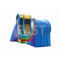 Inflatable Rampage Slide