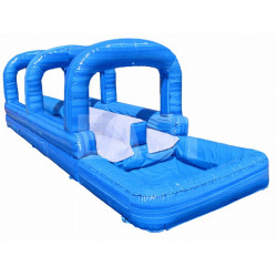 Double Lane Surf N Slide With Pool