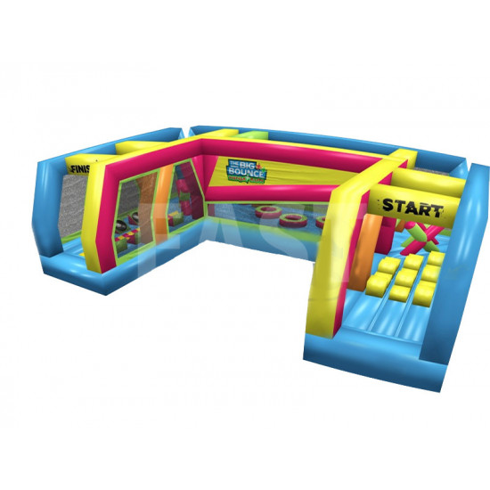 Xtreme Ninja Combo Obstacle Course