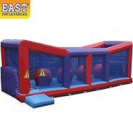 Wipe Out Obstacle Game