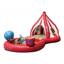 Circus Inflatable Playzone