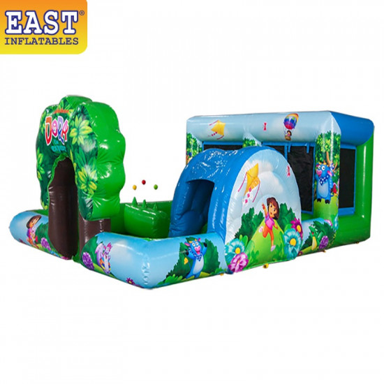 Dora Inflatable Playzone