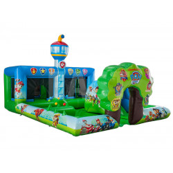 Paw Patrol Inflatable Playzone
