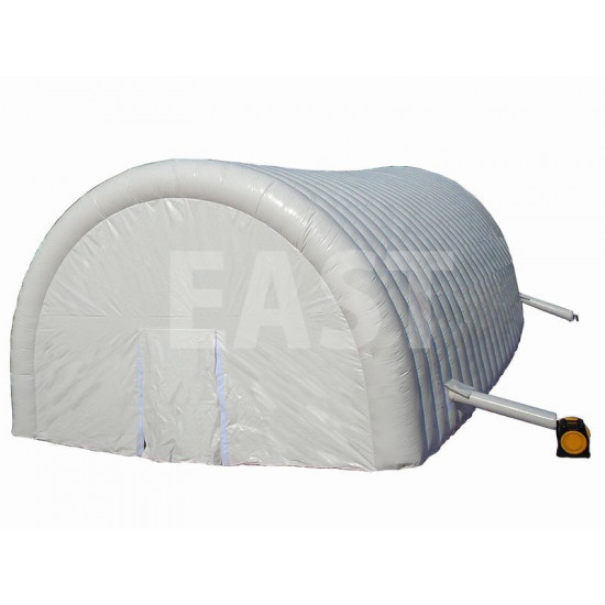 White Inflatable Tent