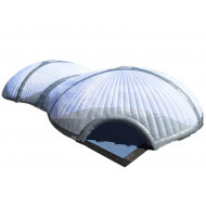 Outdoor Inflatable Structures