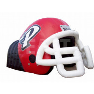 Inflatable Football Helmet