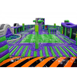 Inflatable Indoor Theme Park