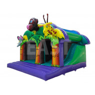 Jungle Bounce N Slide