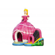 Princess Disco Dome Bouncy Castle