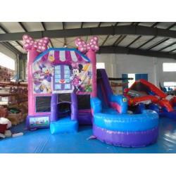 Minnie Mouse Bounce House