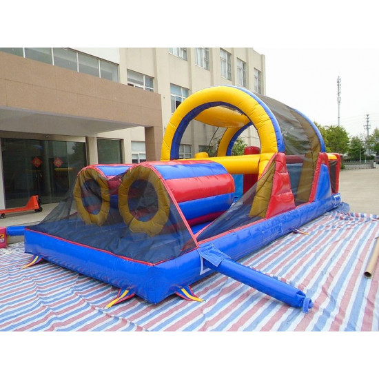 Ninja Jump Obstacle Course