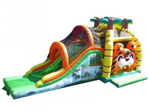 Why not choose Inflatable bouncers for your birthday party ?