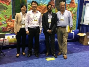 East Inflatables in IAAPA 2017