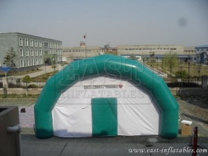 How to get benefits from inflatable tent ?