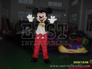 Introduction of Inflatable Costumes